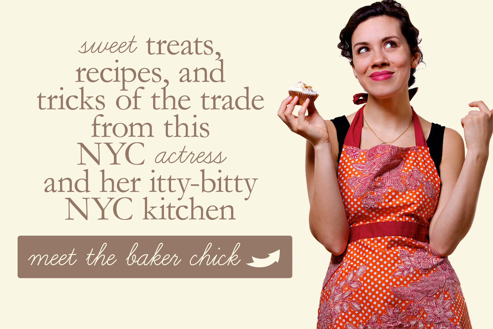 Audra Wahhab The Baker Chick