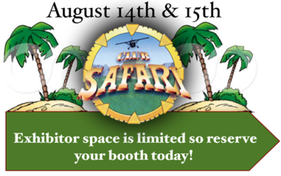 The Agritech 2012 will be a safari!