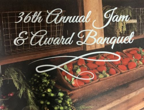 36th Annual Strawberry Jam